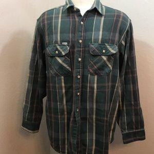 Carhartt rugged outdoor wear shirt -